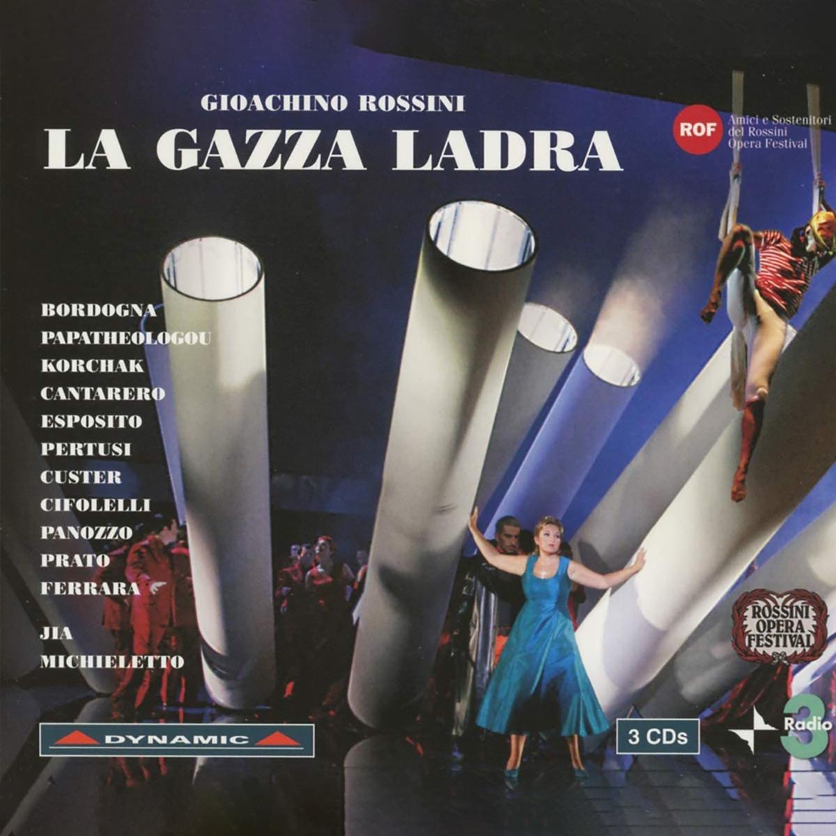 Gioachino Rossini - La gazza ladra
