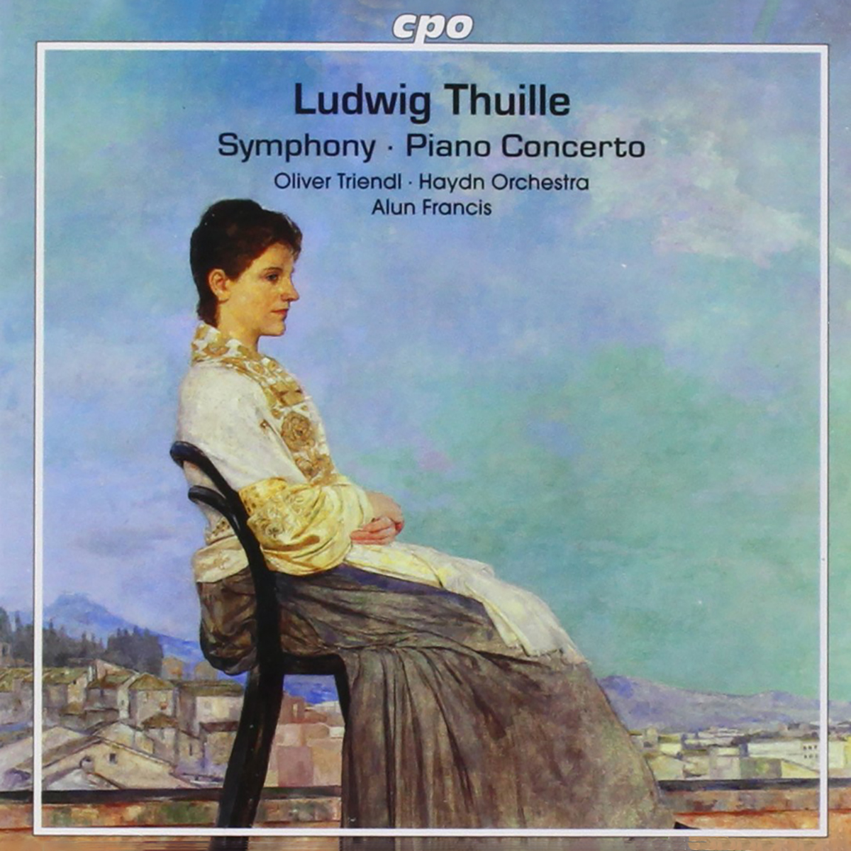 Ludwig Thuille - Piano Concerto in D major, Symphony in F major