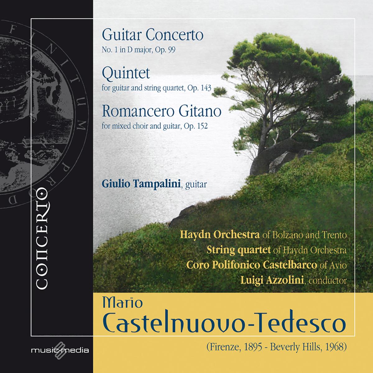 Mario Castelnuovo - Tedesco