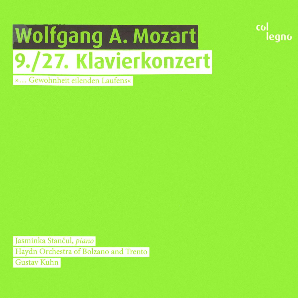 Wolfgang Amadeus Mozart - 9./27. Klavierkonzert