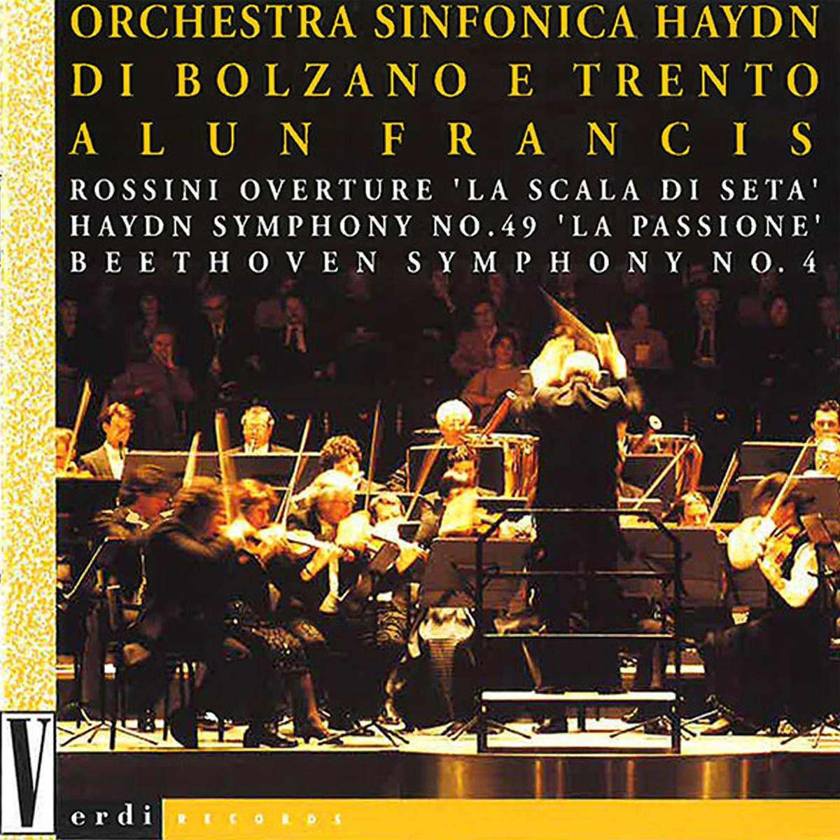 Rossini, Haydn, Beethoven