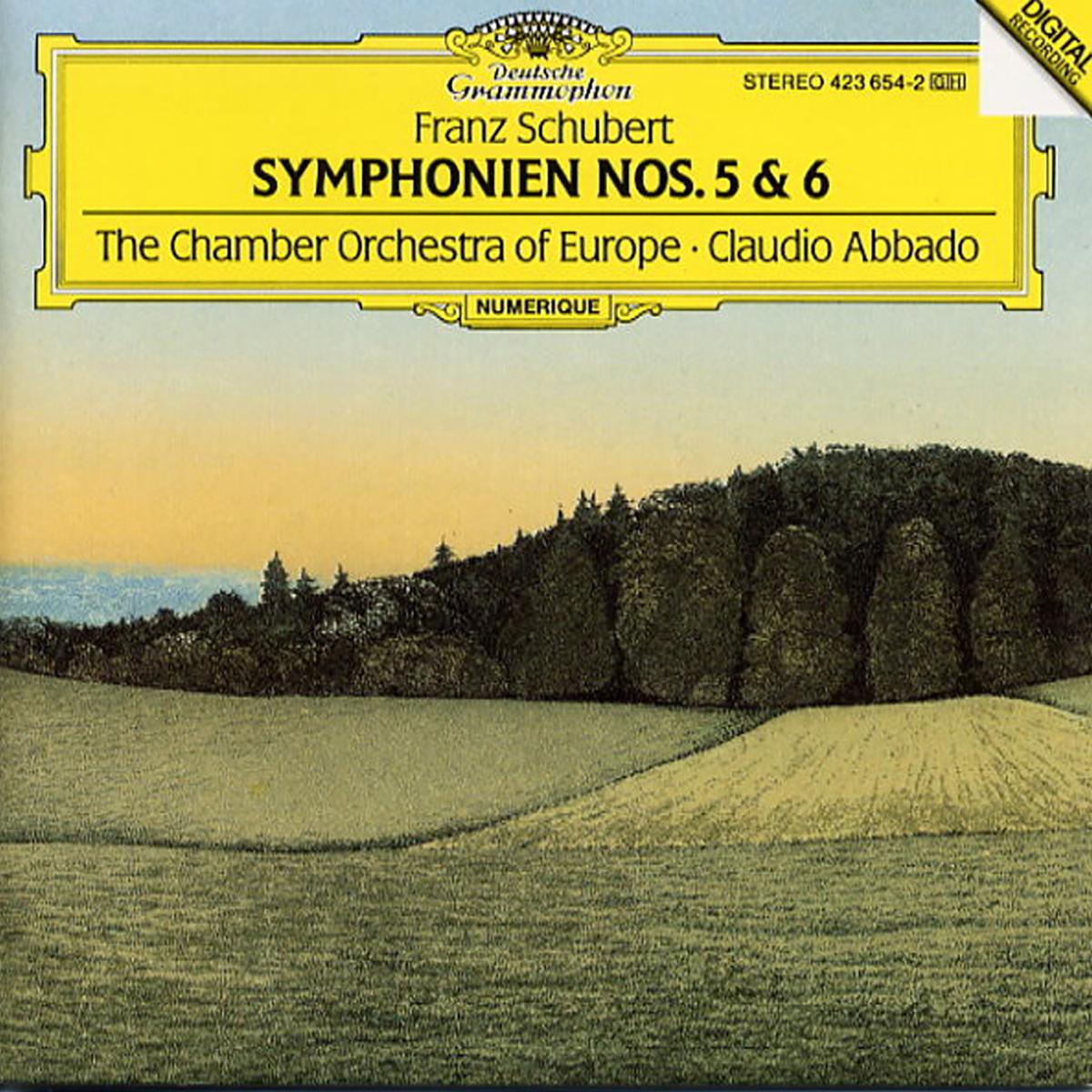 Schubert - Sinfonie n. 1, 5